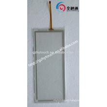 OEM Service 9 Inch Transparent Resistive Photocopier Touchscreen