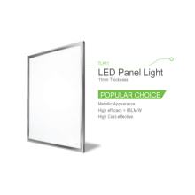 CE BIS panel lumen persegi dimmable tinggi