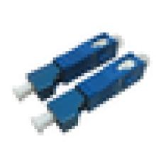 Гибридный волоконно-оптический адаптер LC Female SC Male Fiber Adapter, одномодовый 9/125 гибридный оптоволоконный адаптер