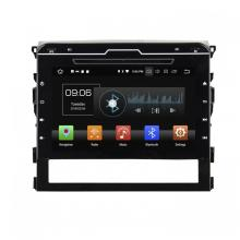 multimedia car gps navigation system for Land cruiser 2016