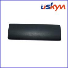 Black Epoxy Coating NdFeB Tile Magnets (F-009)