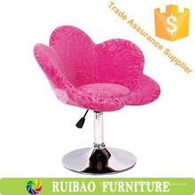 Mobília de quarto Modern Flower Shape Leisure Chair