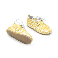 New Style Leather Soft Baby Shoes Popular
