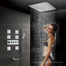 Torneira de chuveiro de latão padrão americano de alta qualidade