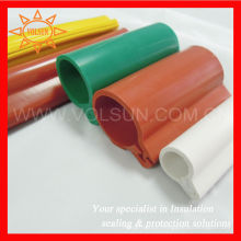 Overhead line insulation rubber cable sleeving