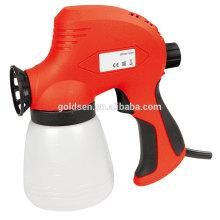 Venda quente 60W solenóide Paint Spray Gun spray de pintura portátil sem ar GW8184
