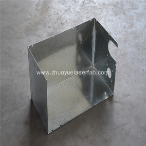 Galvanized Sheet Metal Fabrication