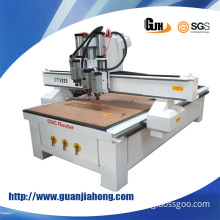 1325 Vacuum Tabble, Three Stage, Servo Driver, Nc Studio System, Professional Wood Door CNC Router Machine