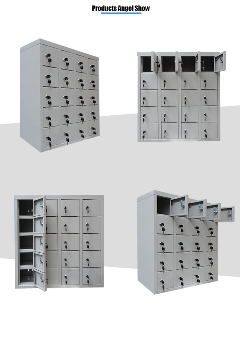 cell phone charging station lockers