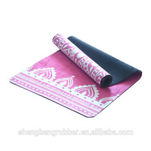 Hot sale best quality luxury zenergy yoga mat