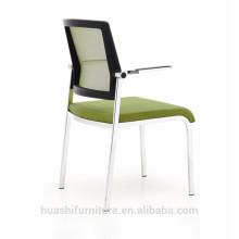 T-082CH Nouveau style fort vert couleur église chaise usine durable université chaise d'école