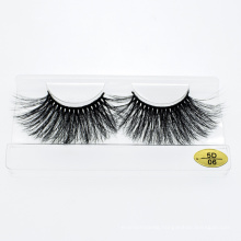 No MOQ 3D 5D 25mm Mink Lashes Wholesale Private Label Real Fur Eyelashes with Package Boxes