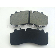 Non-asbestos Semi metallic Brake Pads for truck bus