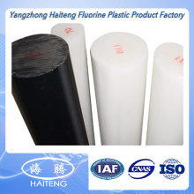 Được đùn 100% Virgin Black Acetal Rod