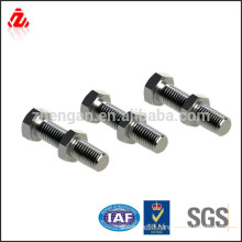 stainless steel bolt with groove