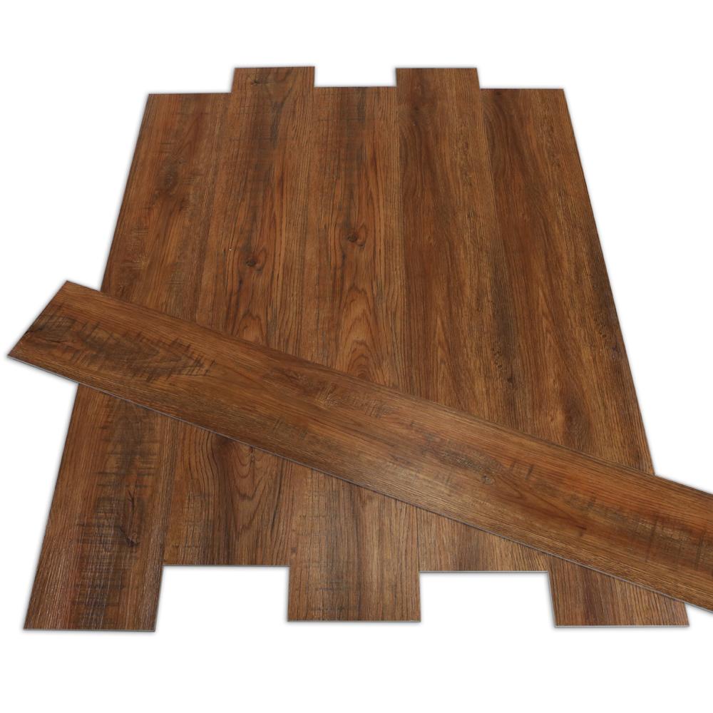 Natural Wood SPC Flooring