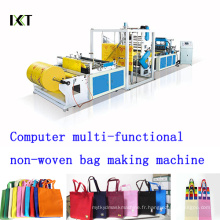Machine non tissée pour la fabrication de sacs Kxt-Nwb07 (CD d'installation joint)
