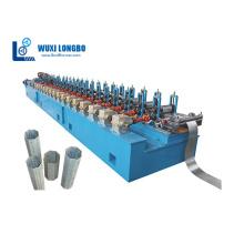 Máquina formadora serie de tubos octogonales