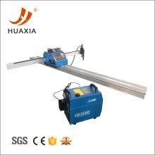 Thick metal plate cnc portable plasma cutting machine