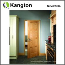 De lujo y de buena calidad Puerta de madera tallada moderna (puerta de madera)