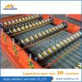 Máquina perfiladora de techos corrugados
