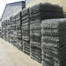 Kohlenstoffarmen Eisendraht Gabion Box