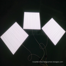 Waterproof LED aluminum panel SMD3528 flexible led panel advertising backlighting source