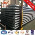 30m Steel Transmission Line Electrical Power Poles