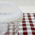 2014 Easy lock China manufacturer all size oven safe storage food container with lid