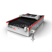 가구 직물에 대 한 CO2 레이저 커팅 머신