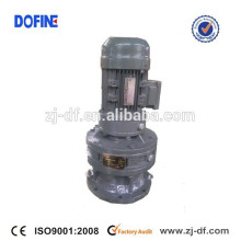 XL6 cyclo geared motor vertical mounted cycloidal pinwheel planetary gearbox