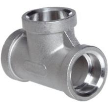 Части OEM обработки металла Дуктильный штуцер трубы утюга