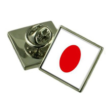 Populär mode nationell flagga Japan Lapel Pin