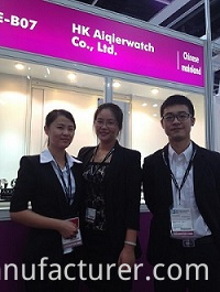 HK Watch & Clock Fair at 2014