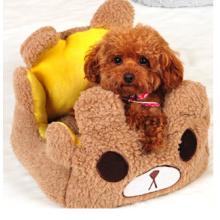 Indoor Warm Einzelzimmer Baumwolle Soft Sofa Hund Bett
