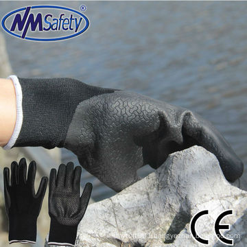 NMSAFETY damm glatt Handschuh made in China