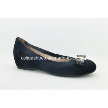 Classic Comfort Soft Leather Ballerina Lady Shoes