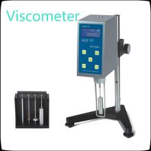 Utilização do laboratório Bdv-5s Digital Viscometer