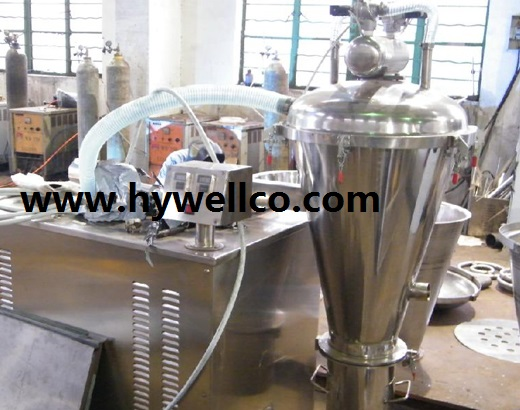 Vacuum Feeder Machine
