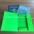 Пользовательская печать A4 Документ Бумага Картонная папка с файлами