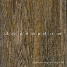 Lifelike Wood Look PVC Flooring Vinyl Tile
