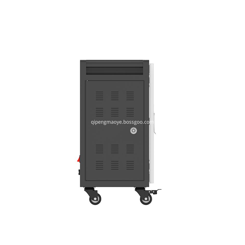 Smart Phone Charging Cart