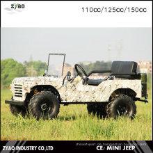 4 Wheeler Farm ATV für Erwachsene Jeep 110cc 125cc oder 150cc Mini Jeep für Kinder Wie Verkauf