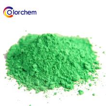 Fluoreszierendes Pigment für Hochtemperaturkunststoffe