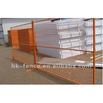 temporary fence,Grillages simple torsion