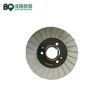 Tower Crane Brake Pad for 51.5kw Yibin motor