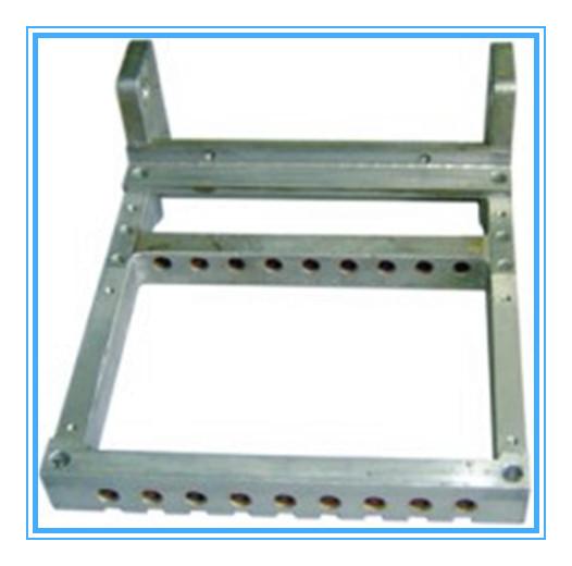 9 needle frame
