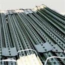 Stahl Zaunpfosten