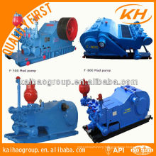 Mud pump for drilling/Drilling mud pump/triplex mud pump, F500 F800 F1000 F1300 F1600 F2200 and 3NB series mud pump