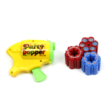 Decorazione per feste Popper gun